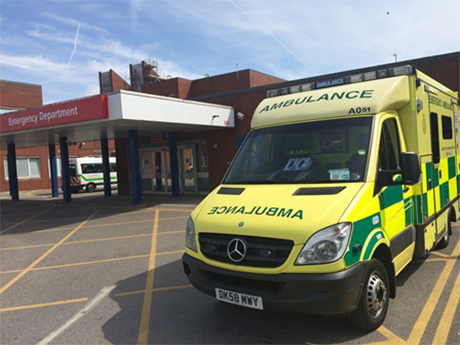 University Hospitals of Morecambe Bay use mobile clinical